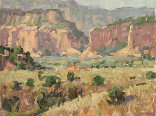 Canyon-View-Towards-South-Prong-9-x-12
