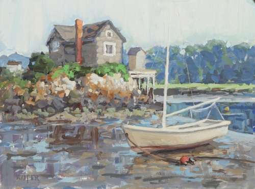 Low-Tide-at-Kennebunkport-6x8